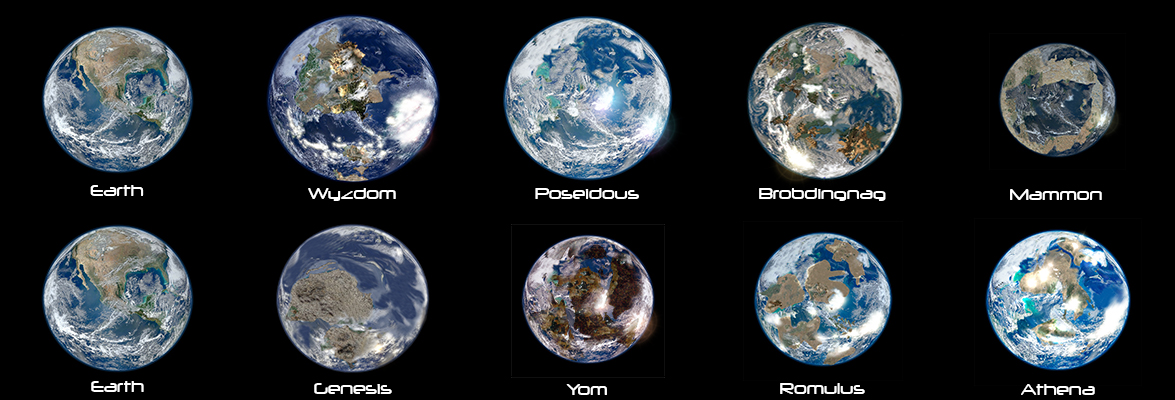Similarities And Differences Between Colonies And Earth